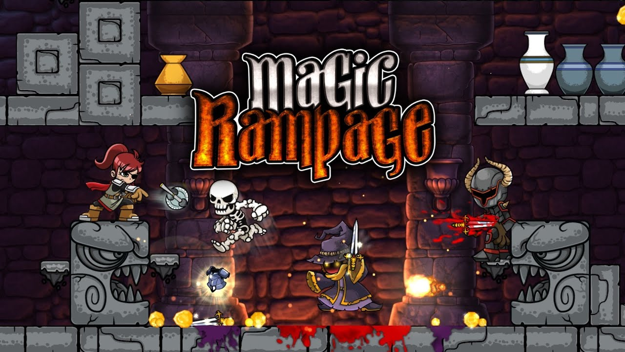 Magic Rampage oyun incelemesi