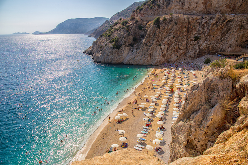 Türkiye'de ki en iyi Plajlar